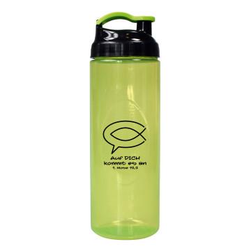 Trinkflasche »Ichthys grün«