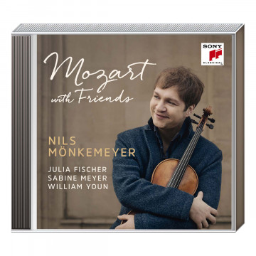 CD »Mozart with Friends«
