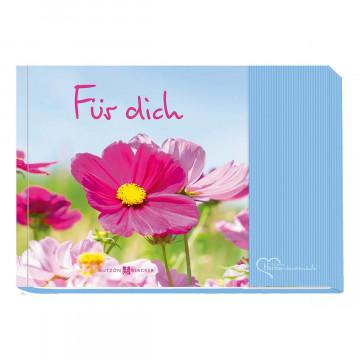 Gutscheinbuch »Für dich«