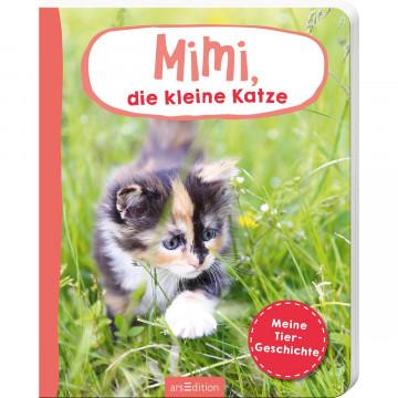 Mimi die kleine Katze