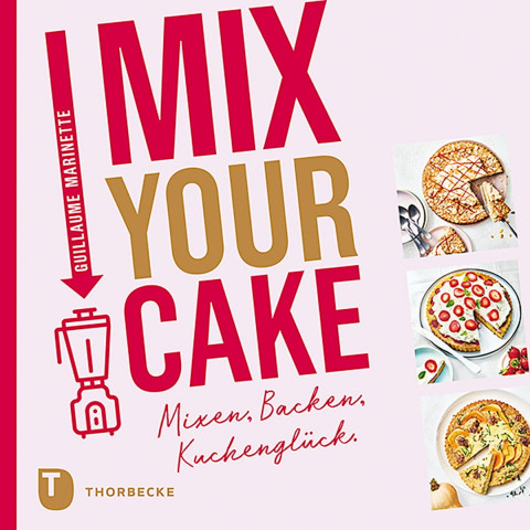 Mix Your Cake!