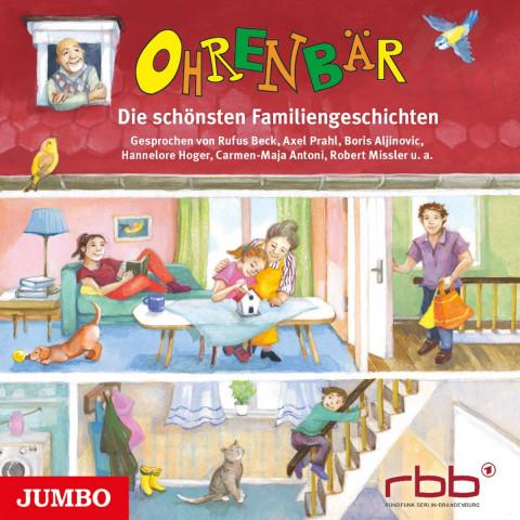 Ohrenbär. Die schönsten Familiengeschichten