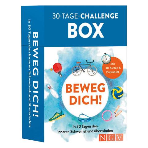 Beweg dich! 30-Tage-Challenge-Box