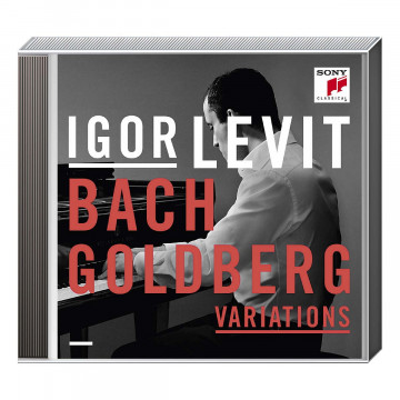 CD »Goldberg-Variationen BWV 988«