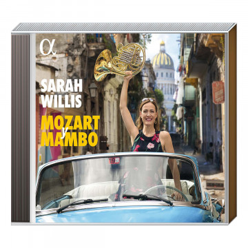 CD »Mozart y Mambo«