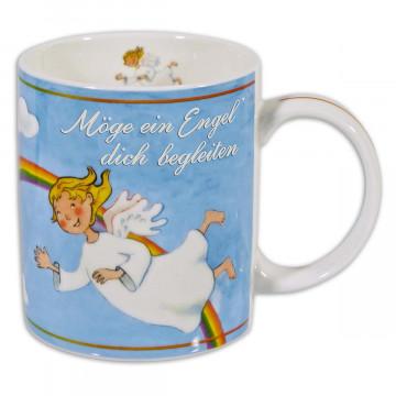 Tasse mit Segenswunsch »Schutzengel«