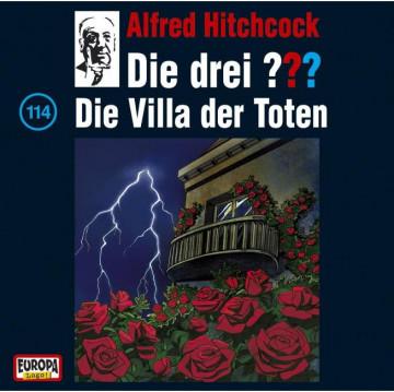 Die drei ??? 114. Die Villa der Toten (drei Fragezeichen) CD