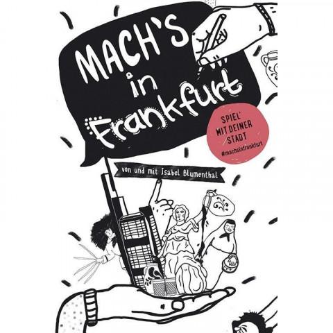 MARCO POLO Mach`s in Frankfurt