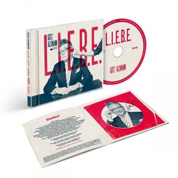 CD »L.I.E.B.E.«