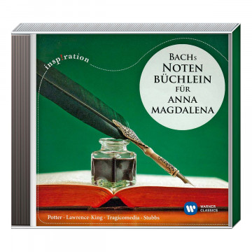 CD »Bachs Notenbüchlein für Anna Magdalena Bach«