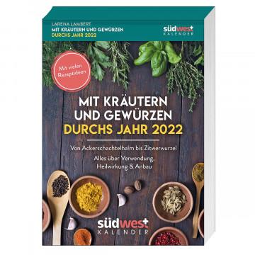 Kalender »Mit Kräutern und Gewürzen durchs Jahr« 2022