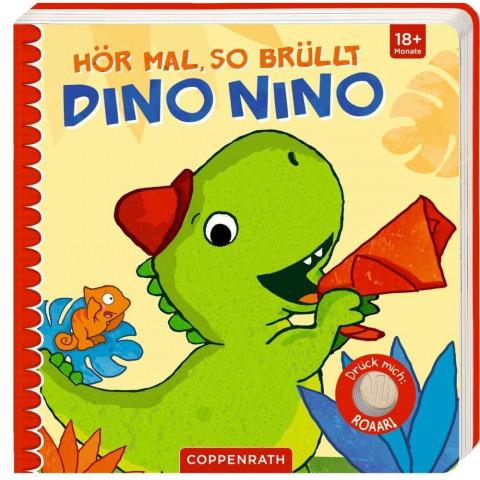Hör mal, so brüllt Dino Nino