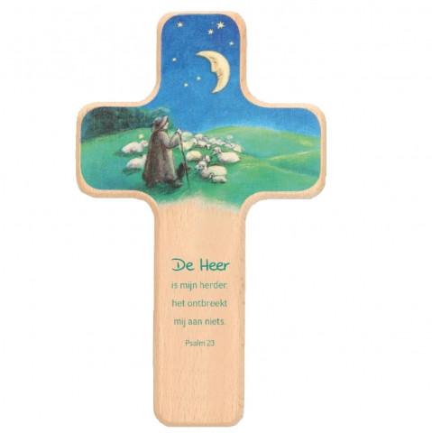 """Kinderkreuz """"De Heer is mijn herder"""" (1 Stück)"""