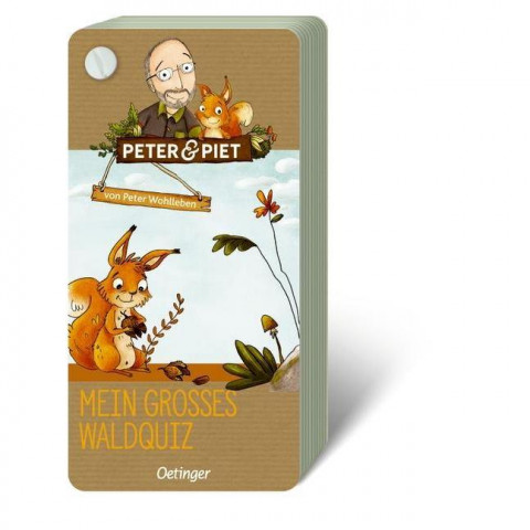 Peter & Piet Mein großes Waldquiz