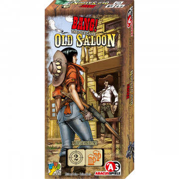 BANG! The Dice Game ? Old Saloon Erweiterung