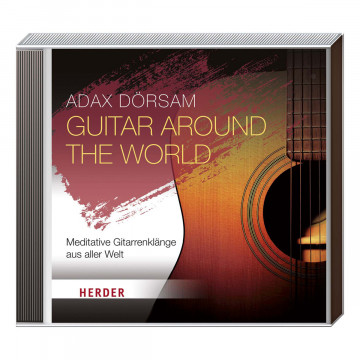 CD »Adax Dörsam - Guitar around the World«
