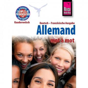 Reise Know-How Allemand - mot à mot (Deutsch als Fremdsprache, französische Ausgabe)