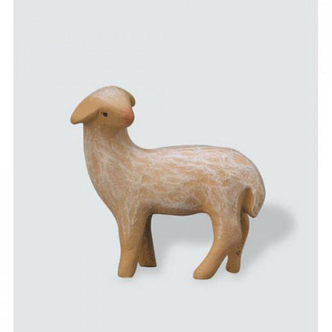 Schaf, stehend, rückwärts schauend (1 Stück)