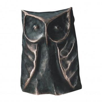 Bronzeeule (1 Stück)