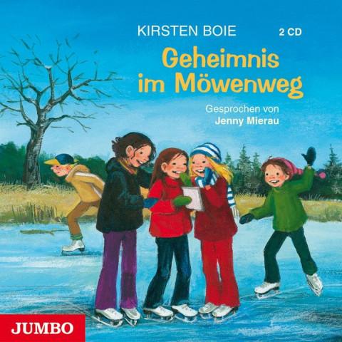 Geheimnis im Möwenweg. 2 CDs