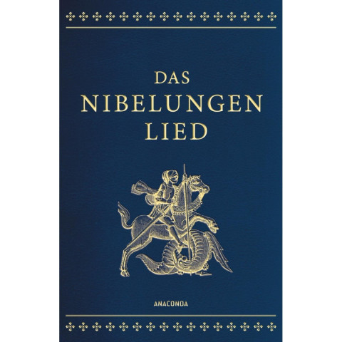 Das Nibelungenlied (Cabra-Lederausgabe)