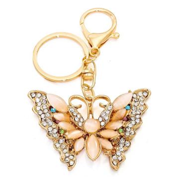 Schlüsselanhänger Schmetterling