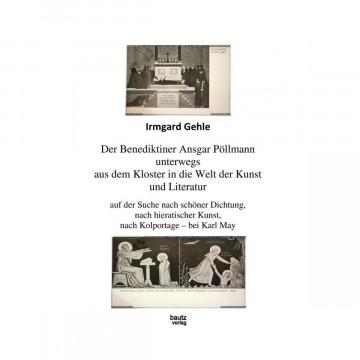 Der Benediktiner Ansgar Pöllman unterwegs aus dem Kloster in die Welt der Kunst und Literatur