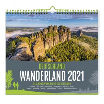 Deutschland Wanderland Die schönsten Wanderwege 2021