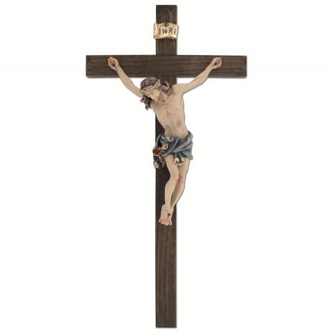 Holzkreuz mit Korpus (1 Stück)