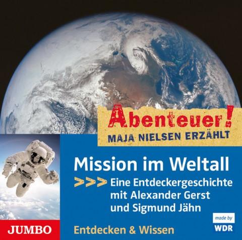 Mission im Weltall