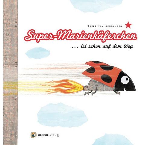 Super-Marienkäferchen... ist schon auf dem Weg
