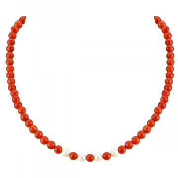 Halskette »Koralle«
