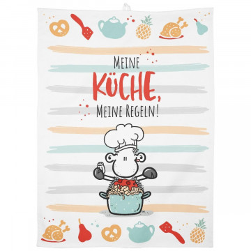 Sheepworld 47103 Geschirrtuch Küche