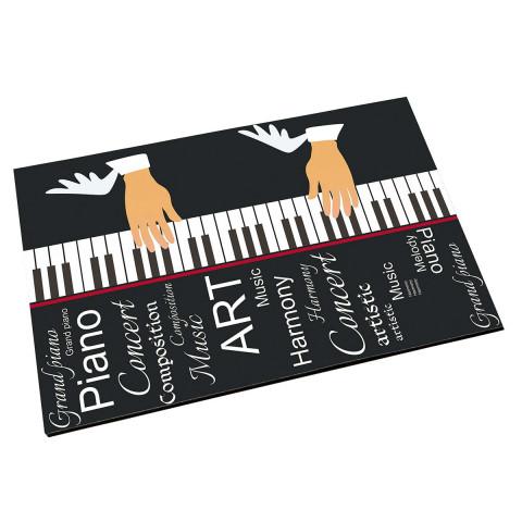 Fußmatte »Piano«