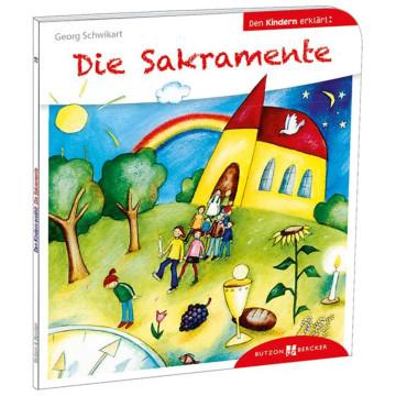 Die Sakramente den Kindern erklärt (1 Stück)
