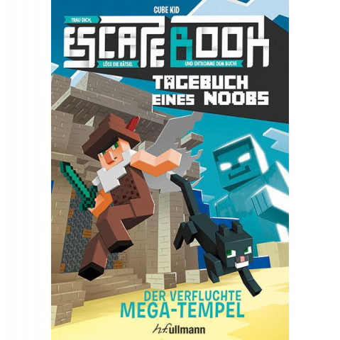 Escape Book - Tagebuch eines Noobs