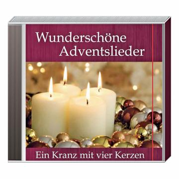 CD: »Wunderschöne Adventslieder«