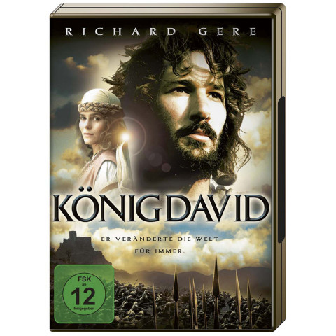 DVD »König David«