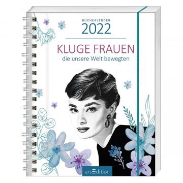 Buchkalender 2022 »Kluge Frauen«