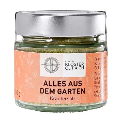 Kräutersalz »Alles aus dem Garten«