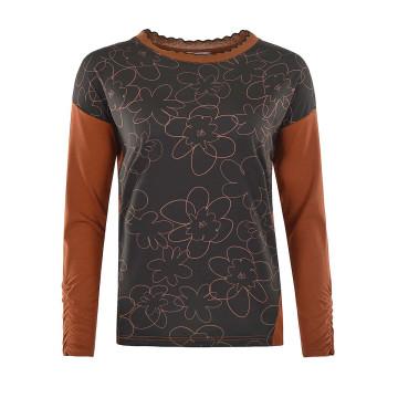 Damen-Shirt »Cognac«