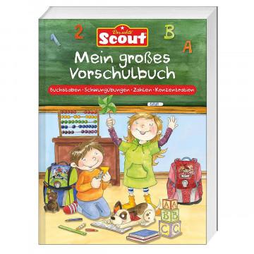 Scout - Mein großes Vorschulbuch
