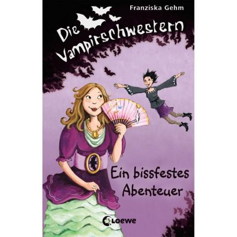 Die Vampirschwestern 02. Ein bissfestes Abenteuer