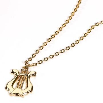 Halskette »Davids Harfe«