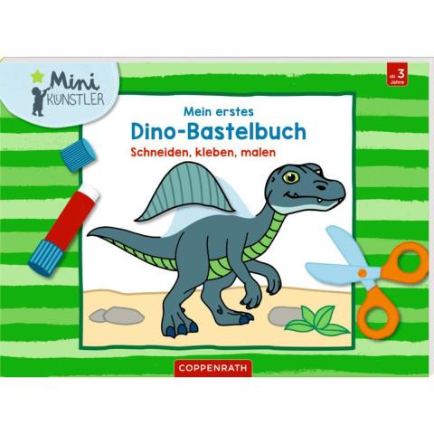 Mein erstes Dino-Bastelbuch