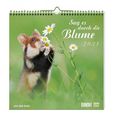 Kalender »Sag es durch die Blume 2021«