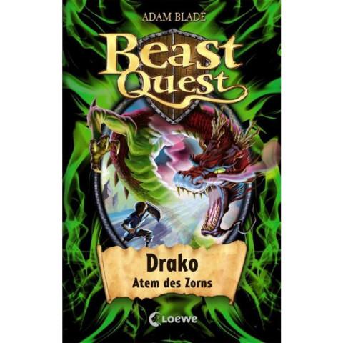 Beast Quest 23. Drako, Atem des Zorns