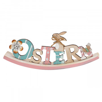 Aufsteller-Schriftzug »Ostern«