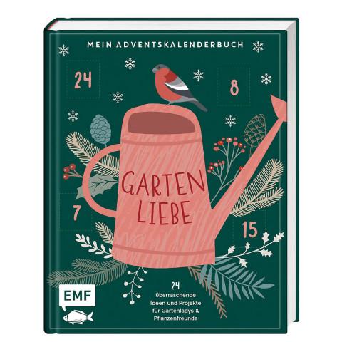 Mein Adventskalender Buch Gartenliebe