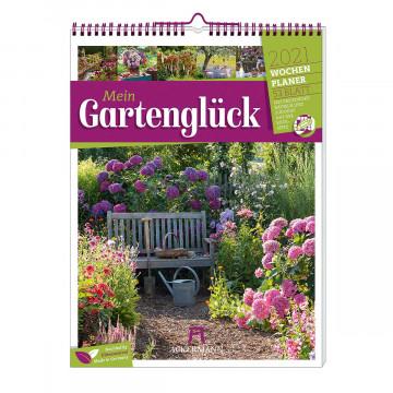 Wochenplaner »Gartenglück 2021«